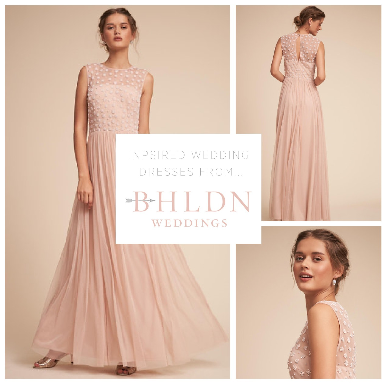 ☆ANTHROPOLOGIE☆BHLDN☆エマのドレス