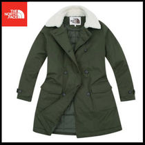 (ザノースフェイス) W'S LIDA COAT KHAKI NYC3NH96