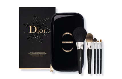Dior ブラシ 2017クリスマス限定♡ギフト♡ブラシセット