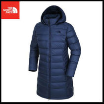 (ザノースフェイス) W'S U2 LIGHT DOWN COAT NAVY NVC1DH80