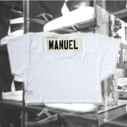 **FEAR OF GOD** Mesh Football Jerseyメッシュジャージ Manuel