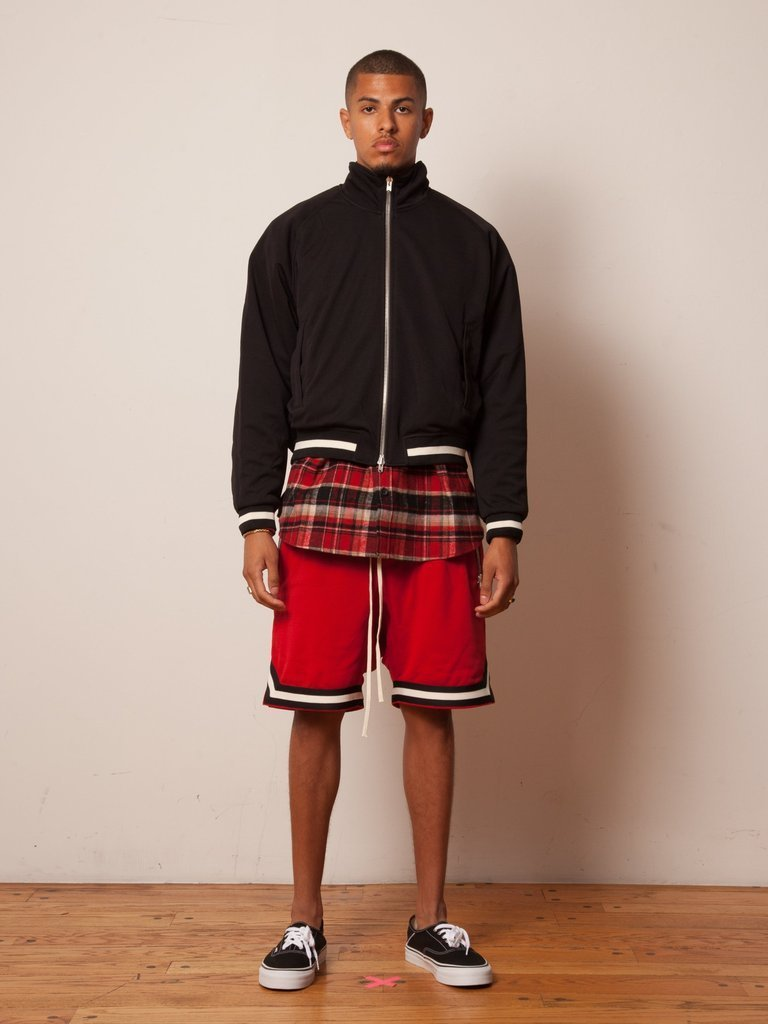 **FEAR OF GOD** Double Knit トラックジャケット Track Jacket