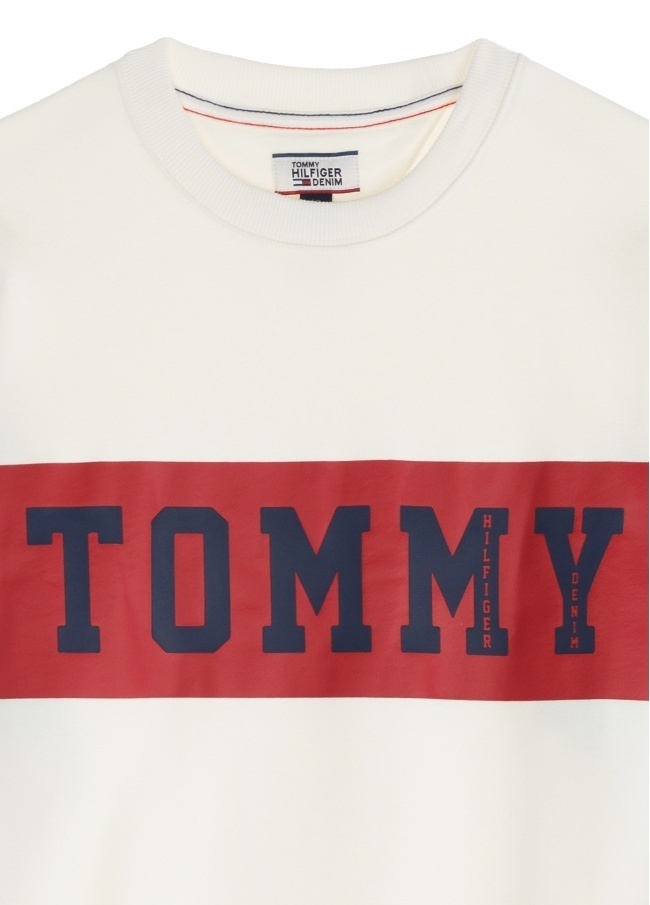 Tommy Hilfiger正規品★Women's Color Block Crew Neck★送料込