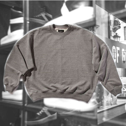 **FEAR OF GOD** Heavy Terry CrewneckクルーネックSweatershirt