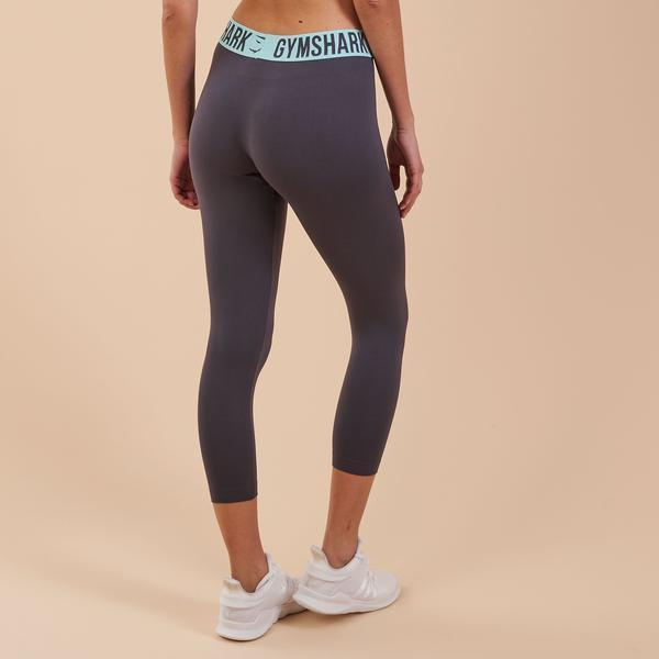 『送料無料』GYMSHARK FIT CROPPED LEGGING クロップ丈