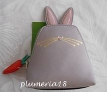 sale!kate spade new york-hop to it rabbit coin purse