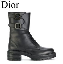 【17AW】大注目!!★Dior★buckled boots