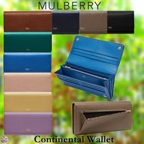 Mulberry☆continental wallet 長財布 収納たっぷり!
