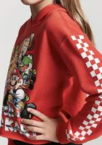 Girls Super Mario Kart Graphic Hoodie (Kids)