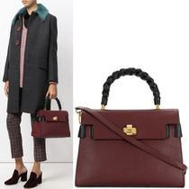 MM392 MIU CLICK LARGE HANDBAG