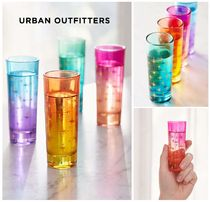 Urban Outfitters☆ Ombre Star Shot Glass ? Set of 4