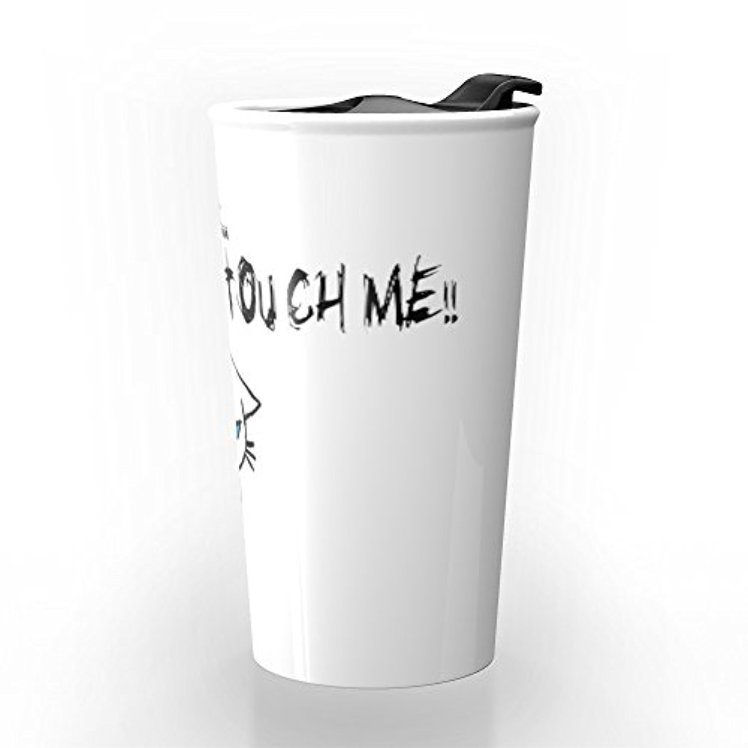 ◎送料込み◎ Society6 Don't Touch Me! Travel Mug 12 oz