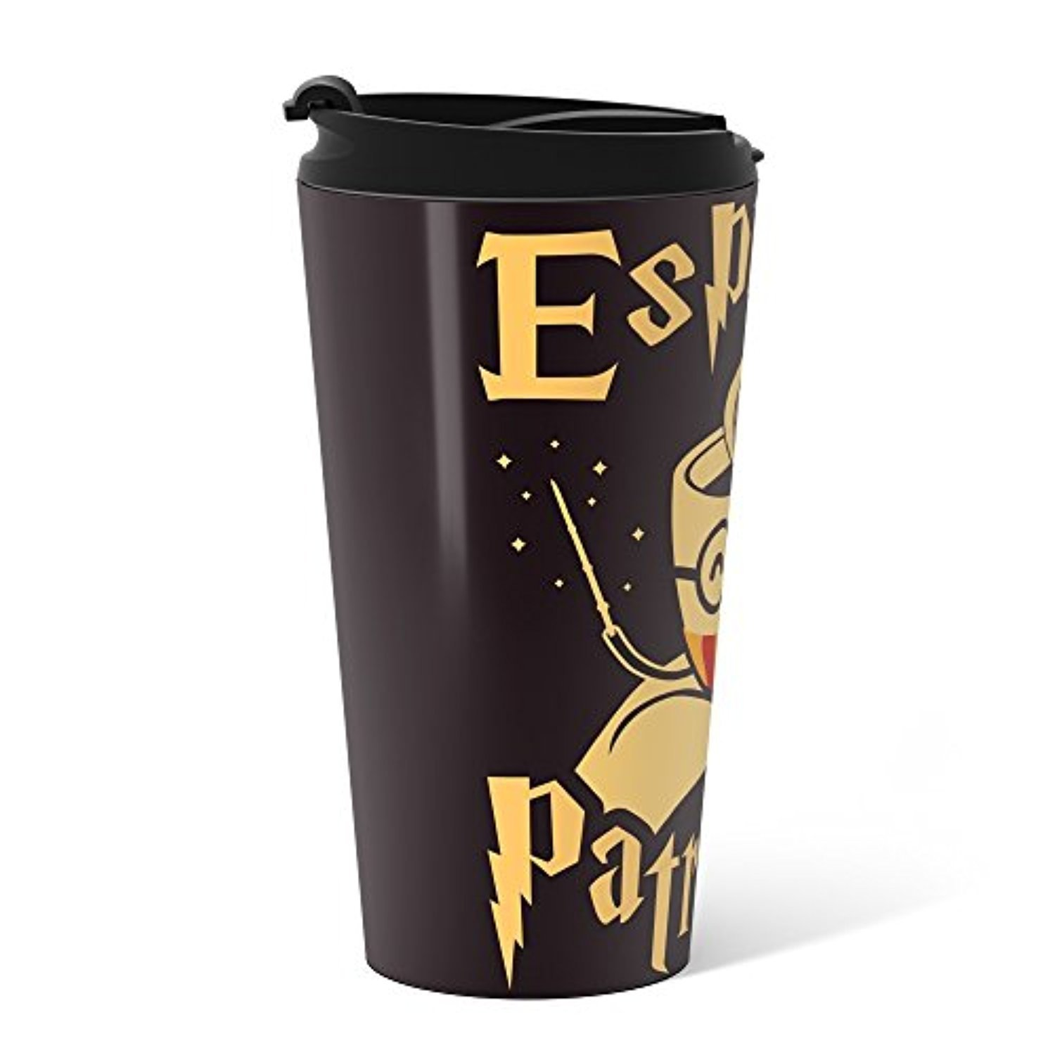 ◎送料込み◎ Society6 Espresso Patronum Metal Travel Mug 15