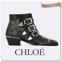 【Chloe】Susanna leather ankle boots スザンナ レザー ブーツ