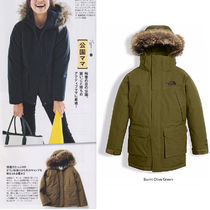 THE NORTH FACE(ザノースフェイス) キッズアウター VERY掲載★ Boys McMurdo Down Parka ★保温力抜群/大人も着れる