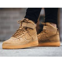 【Nike】AIR FORCE 1 HIGH 07★復刻リリース!WHEAT FLAX
