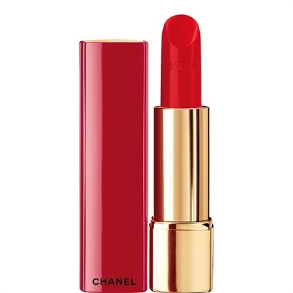 CHANEL リップグロス・口紅 追跡付き☆2017HOLIDAY☆ROUGE ALLURE#No.4