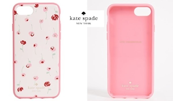 kate spade Jeweled Rose iPhone  iphoneケース