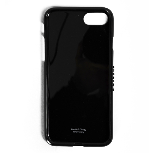 【17-18AW】数量限定/GIVENCHY/BLACK BAMBI COVER IPHONE 7