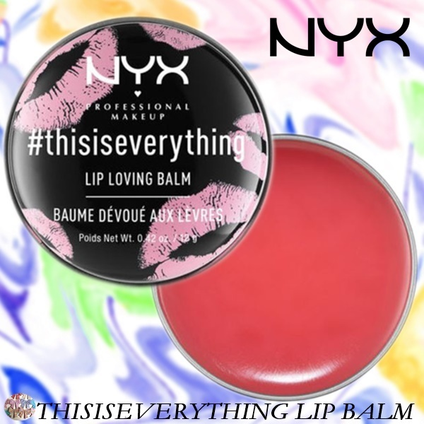NYX(エヌワイエックス)☆THISISEVERYTHING LIP BALM