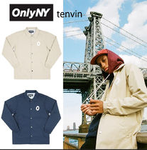 17A/W★ONLY NY★大人気!Derby Coach Jacket 2色 国内発送