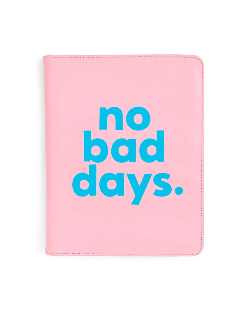【ban.do】GET IT TOGETHER FOLIO★収納フォルダ-NO BAD DAYS