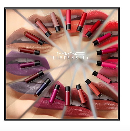 【MAC(マック)】 Liptensity lipstick collectors set