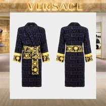 【18SS NEW】 VERSACE_men /I ♡ BAROQUE バスローブBL