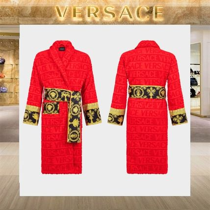 【18SS NEW】 VERSACE_men /I ♡ BAROQUE バスローブRD