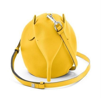 LOEWE★ロエベ Elephant Mini Bag Yellow