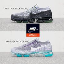 """AIR VAPORMAX FLYKNIT """"HERITAGE PACK"""" − ヴェイパーマックス"""