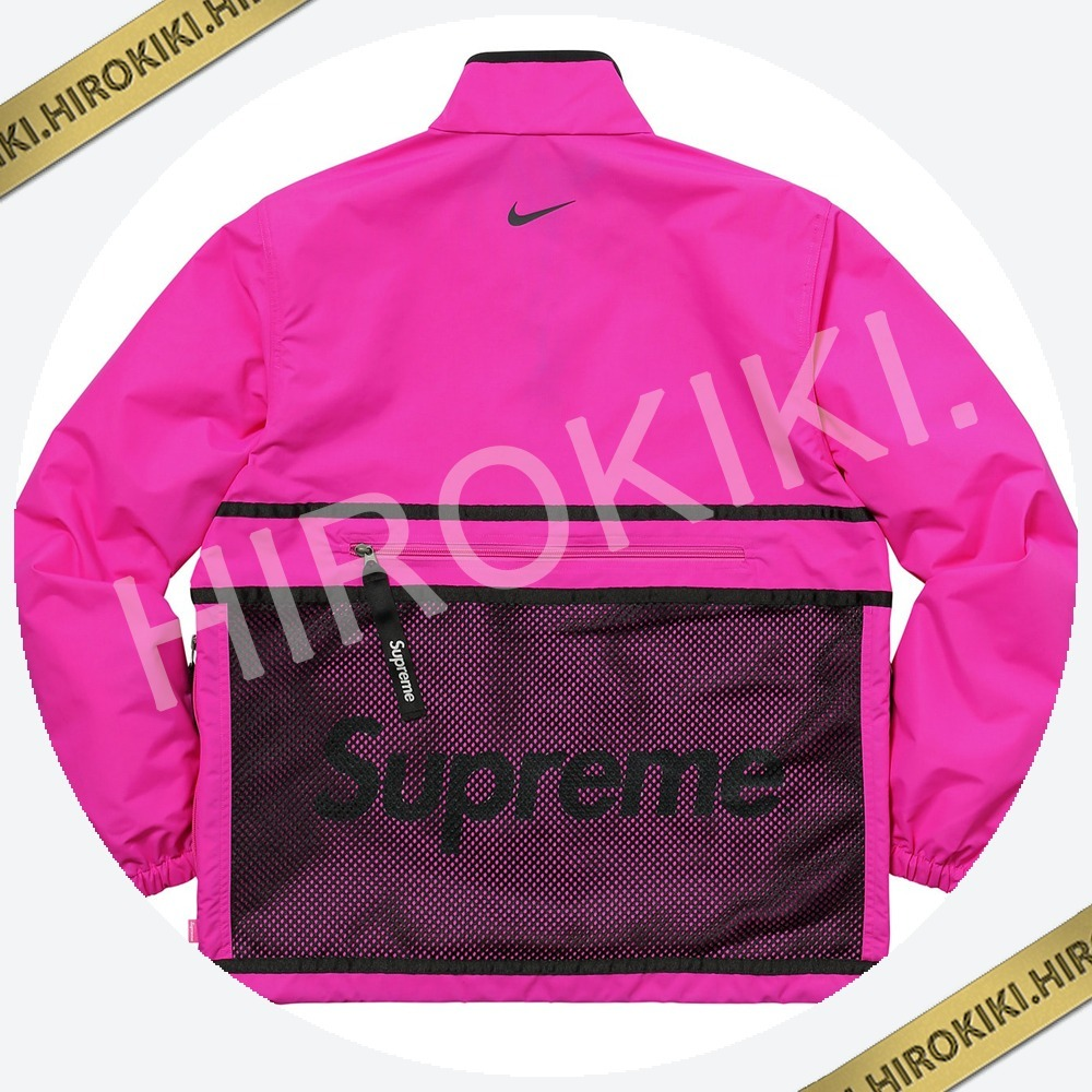 17AW★Supreme Nike Trail Running Jacket ナイキ ランニング