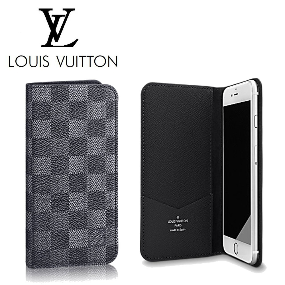 Louis Vuitton  iPhone ケース 7plus / 8plus ダミエ AW17-18