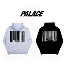 Palace Skateboard BAR CODE LOGO HOODED SWEATSHIRT 日本未入荷