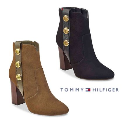 Sale★【Tommy Hilfiger】ブーティー★DOMAIN BOOTIE