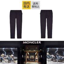 送料関税込!2018AW新作 MONCLER Straight Leg Jersey Leggings