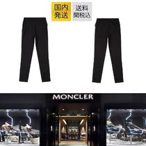 送料関税込!2018AW新作 MONCLER Piped Trim Leggings