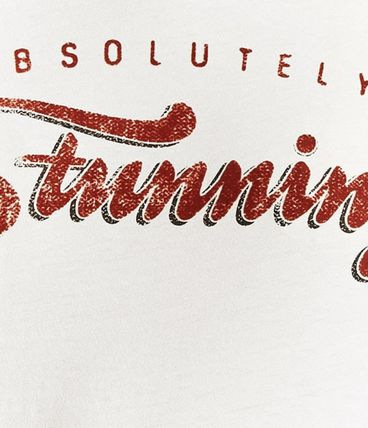 Forever21 Tシャツ・カットソー TWICE ジョンヨン ABSOLUTELY STUNNING GRAPHIC T-SHIRT(3)
