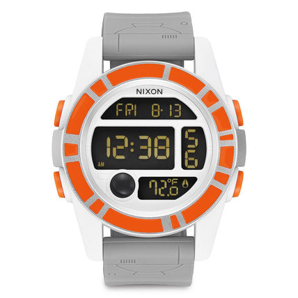 ◎送料込◎ BB-8 Unit Digital Watch - Star Wars - Nixon