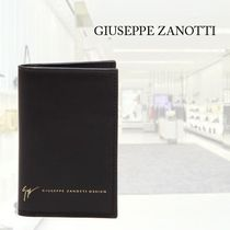 【GIUSEPPE ZANOTTI】Leather cards holder