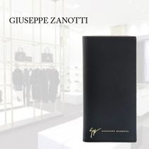 【GIUSEPPE ZANOTTI】Card Holder with logo