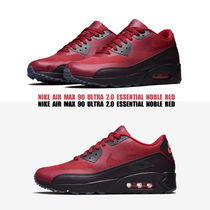 NIKE★AIR MAX 90 ULTRA 2.0 ESSENTIAL★25~30cm★NOBLE RED