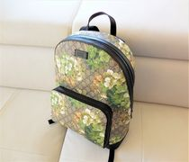 GUCCI★国内即納★奇跡の再入荷!Green Blooms Backpack