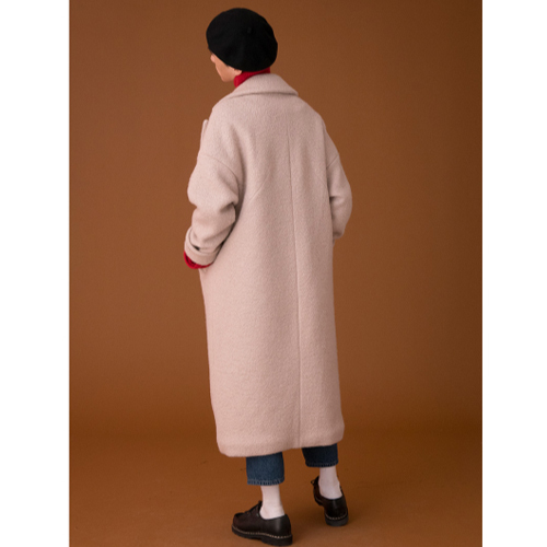 ★LUV IS TRUE★日本未入荷/(UNISEX)CE OVERSIZED COAT(BE)