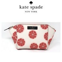 ★送料+税関込み★ kate spade Printed Cosmetic bag WLRU2924