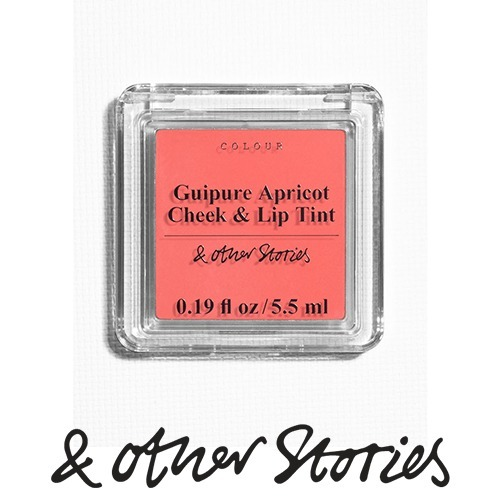 [&Other Stories] Guipure apricot Cheek & Lip Tint