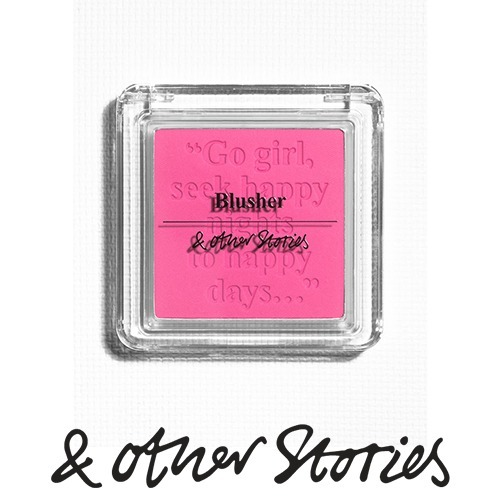 [Editors' Picks][&Other Stories] Voile Pink Blusher