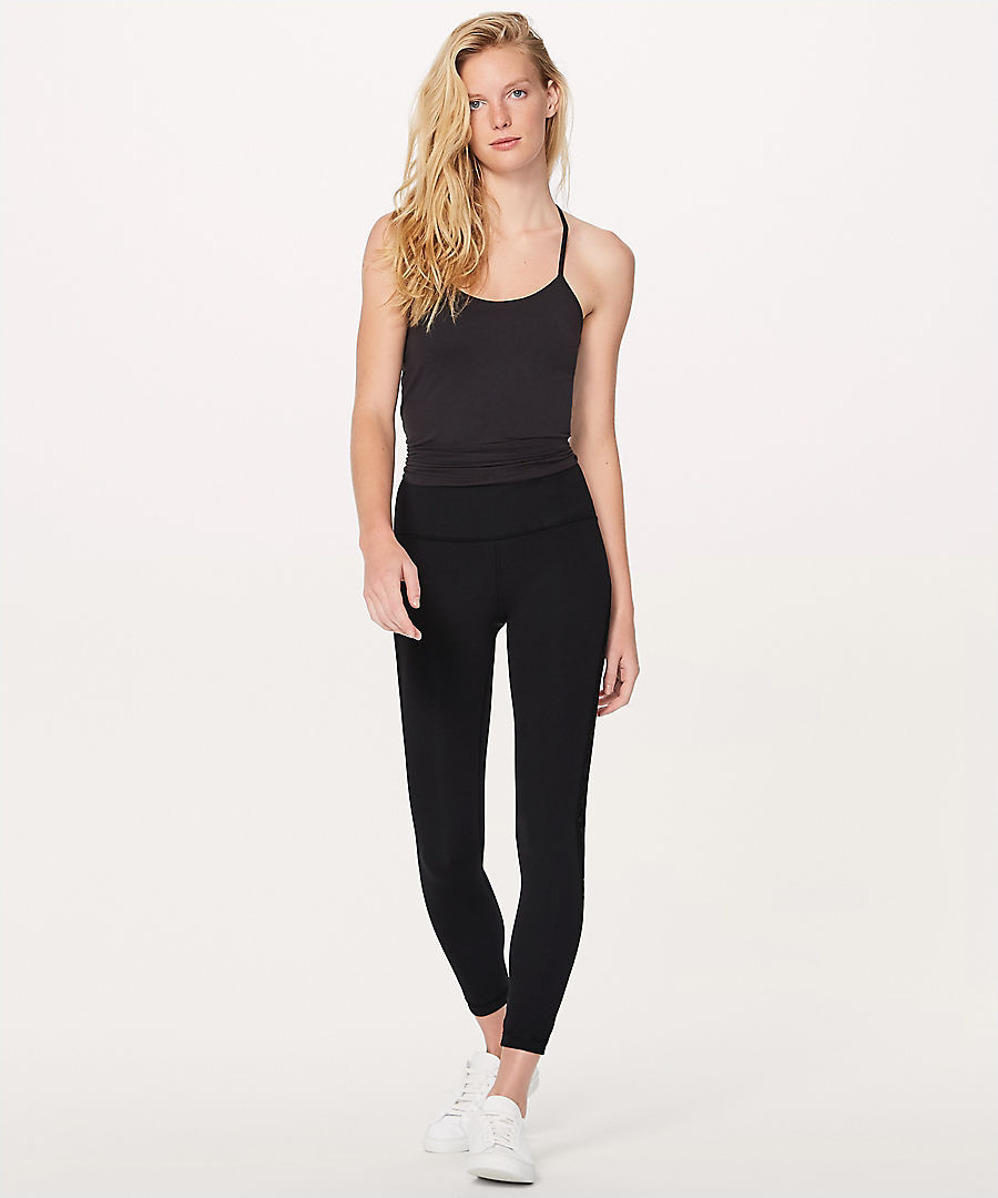 新作 lululemon☆Meant To Move 7/8 Tight レギンスパンツ Black