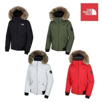 THE NORTH FACE W'S MCMURDO DOWN BOMBER JACKET 4色 イベント中