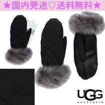 ★UGG★Quilted Water-Resistanスマートミトン★